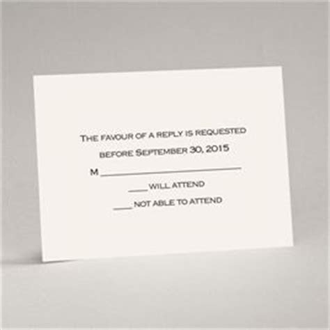 Wedding Response Cards   Invitations By Dawn