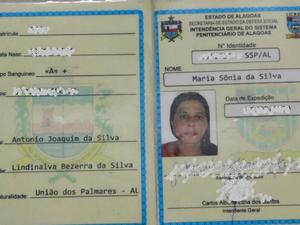 Maria Sonia da Silva faleceu na madrugada do domingo de Páscoa (Foto: Waldson Costa/G1)