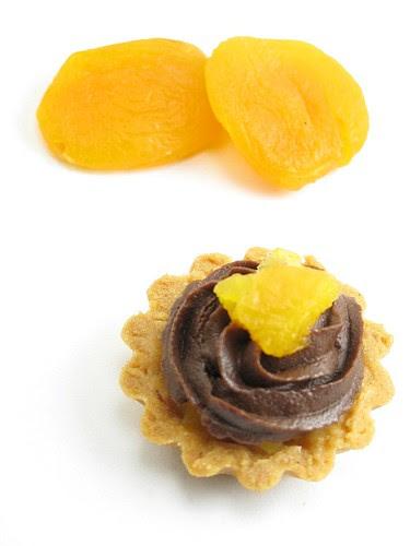 Apricot Chocolate Tart1