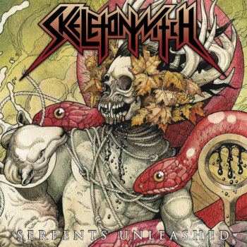 Serpents Unleashed cover art