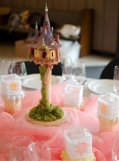 Disney movie Tangled inspired Wedding Ideas   Tulle