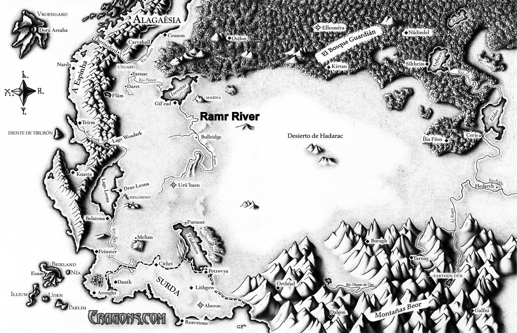 Ramr River Inheriwiki Fandom Powered By Wikia