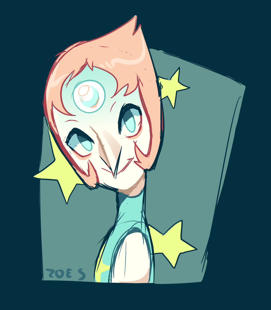 Pearl for @rollingplunder