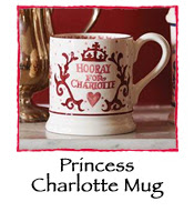 Princess Charlotte Mug