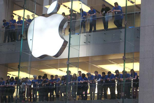 apple الوظائف الأعلى دخلاً في آبل