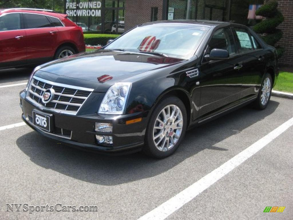 2010 Cadillac STS 4 V6 AWD in Black Raven - 134328 ...