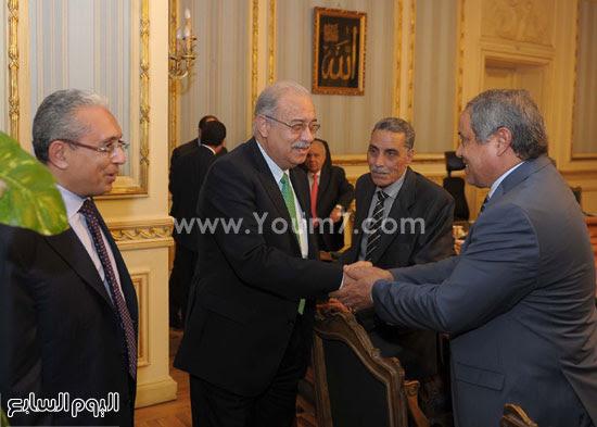 اجتماع رئيس مجلس الوزراء بنواب محافظه اسيط (2)