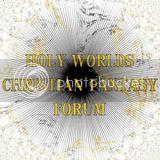 Holy Worlds Christian Fantasy Forum
