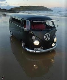 Volkswagen road trip!