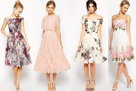 Dresses for outdoor