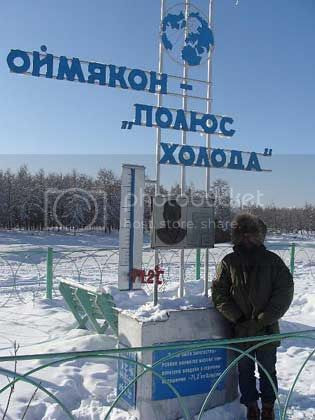 Top 10 Cidades mais frias do Mundo - Oymyakon