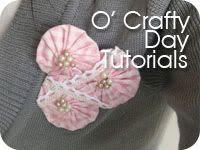 O' crafty day tutorials