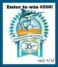 $250 anderson seafood