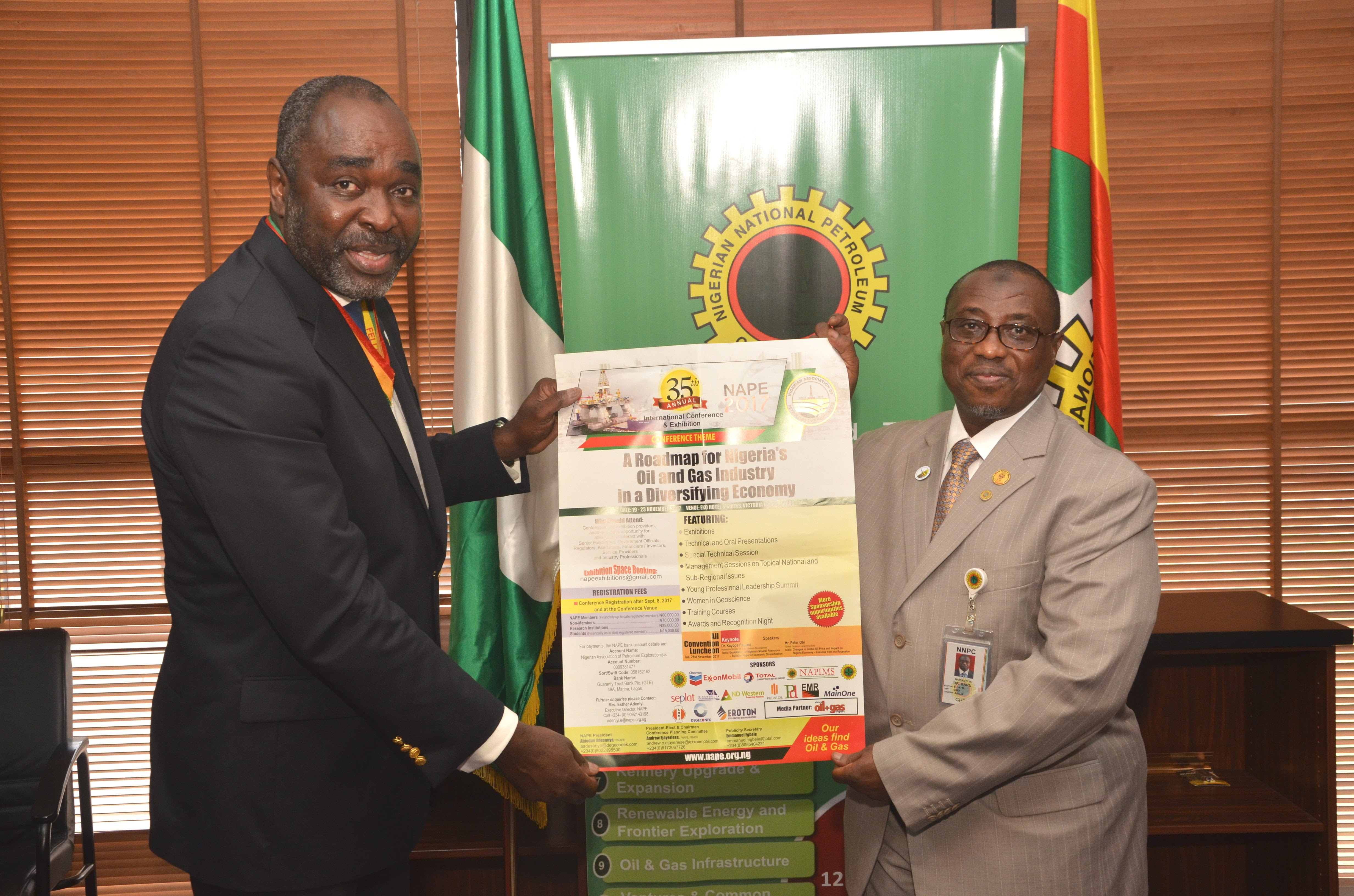 NNPC confident of commercial hydrocarbon discovery in inland basins