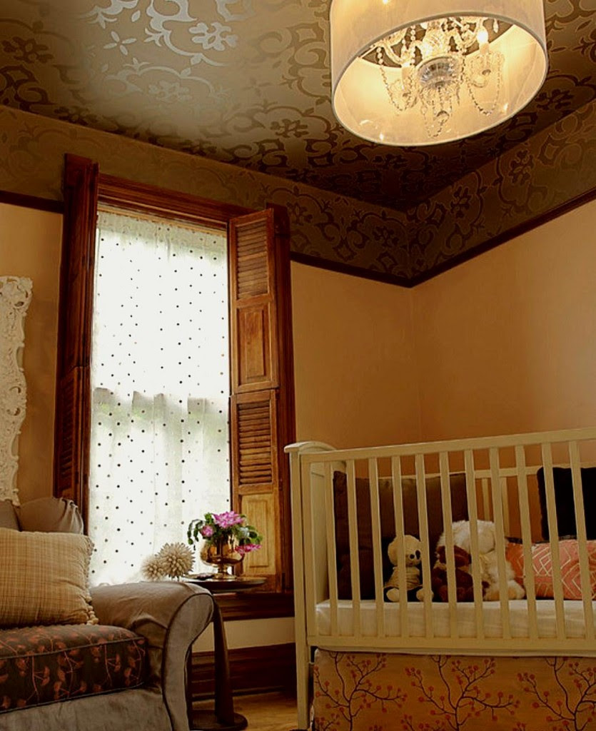 Decorating Ideas for the Ceiling