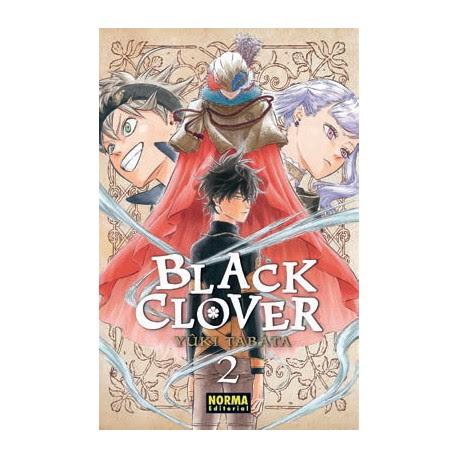 Black Clover 02 - Infinity Comics