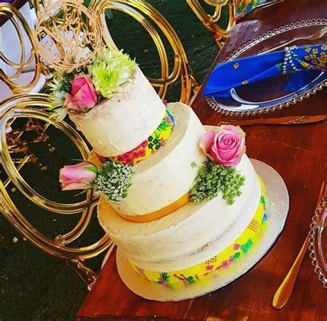 Tsonga Traditional Wedding Cake   Clipkulture   Clipkulture