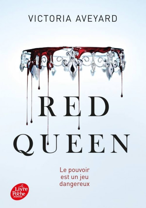 Couverture Red Queen