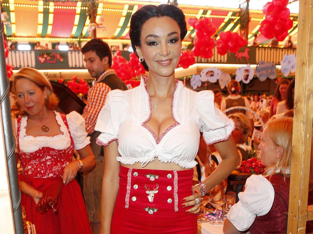 Trends Beim Oktoberfest Mit Diesen Wiesn Styles Sorgen Die Stars