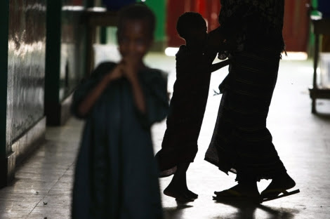 Las situaciones de estrés pueden derivar en maltrato infantil. | Dai Kurokawa