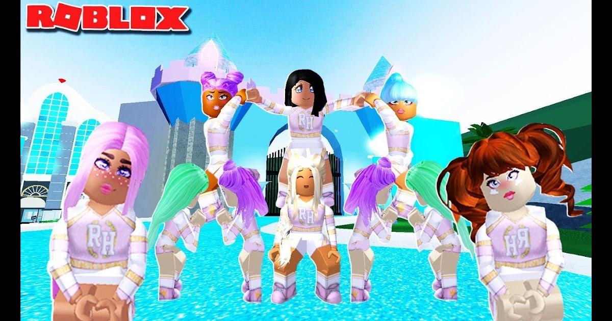 Cheerleading Roblox Cheerleader Outfit Code
