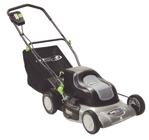 Cordless Mowers Bestprice Earthwise 60020 20 Inch 24 Volt