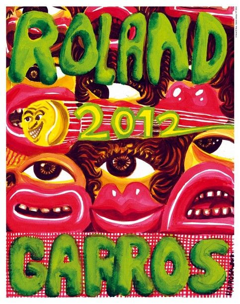 Rafaholics.com: Roland Garros Posters 1980-2013