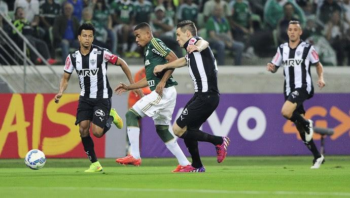 Resultado de imagem para Atlético-MG x Palmeiras 2016