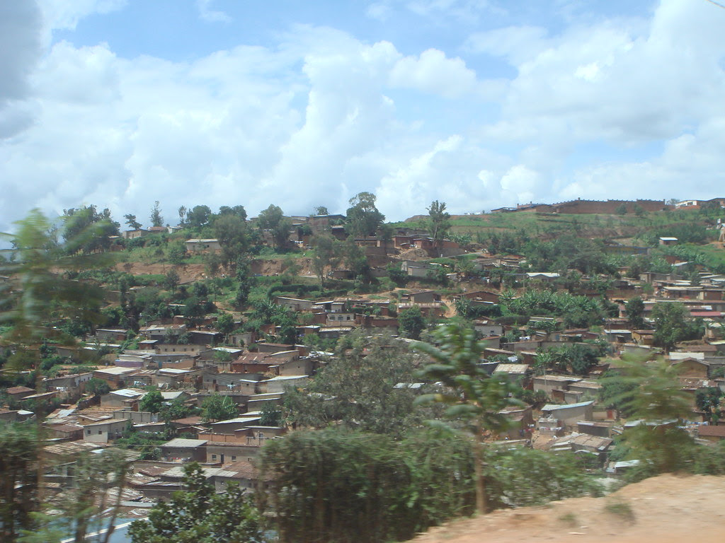 hill in Kigali