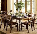 open plan lounge and dining room interior design