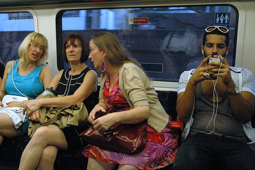 Tube Story by Danielle Houghton : Larking About