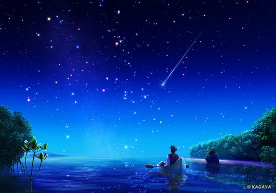 étoiles Filantes Faites Un Voeu Centerblog