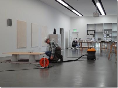 Projekt Kunstraumvermittlung 2