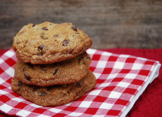 Super Duper Double Chocolate Chip Cookies