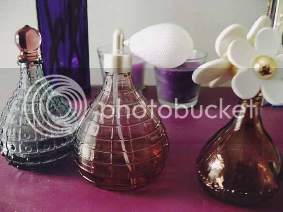 Ikea Perfume Bottles