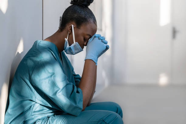 2017 Nurses lament over hardship amidst COVID-19 and Ebola