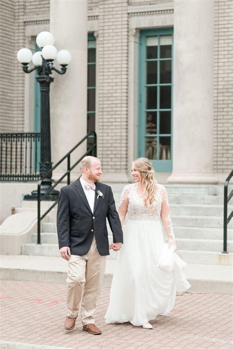 Historic Post Office Brunch Wedding   Virginia Wedding