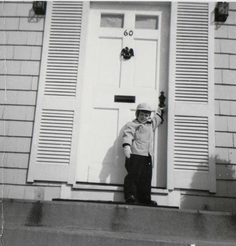 Front Door by midgefrazel