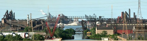 Indiana Harbor and Ship Canal