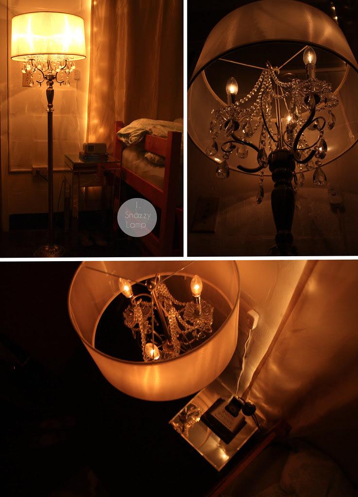 lamp trio