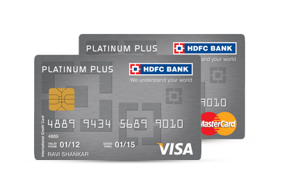 Hdfc forex corporate card login
