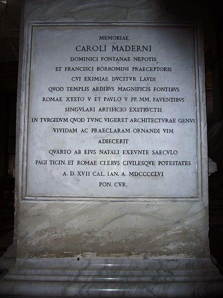 File:Ponte - s Giovanni dei Fiorentini - Carlo Maderno 1000220.JPG