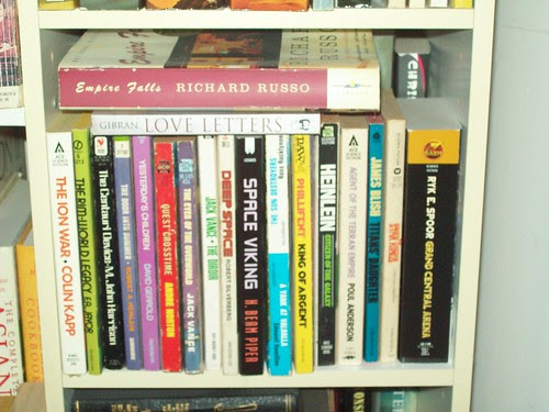 Bookshelves 1