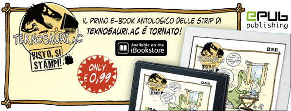 Buy TeknoSauri.aC e-book!