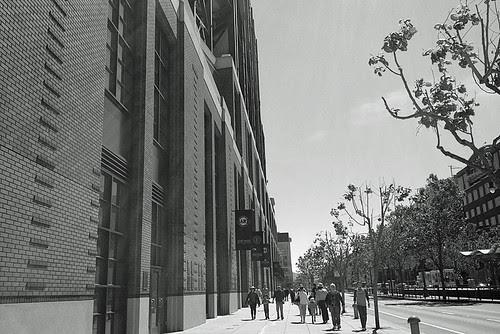 AT&T Park - King St side