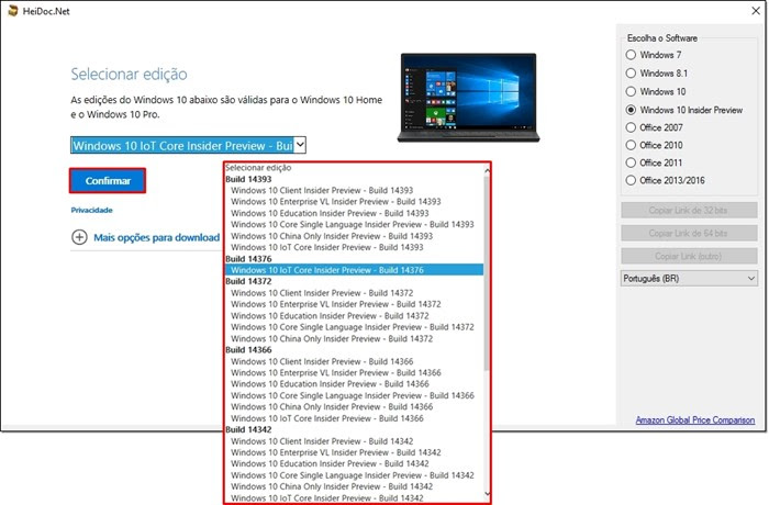 download windows 8 portugues completo 32 bits + ativador