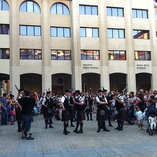 Festival Internacional de Folk de Getxo 2012