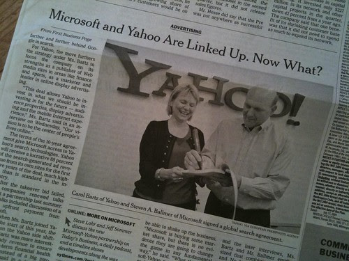 New York Times by Yodel Anecdotal.