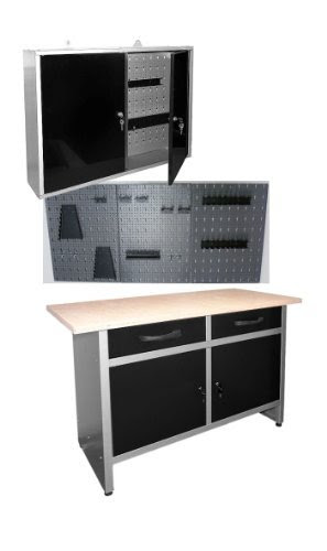 Werkbank Set – Für Hobby, Heimwerker & gewerbetreibende ...