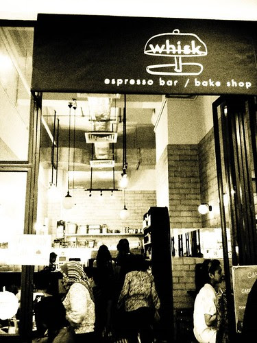 Coffee break @ Whisk